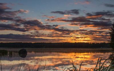 Heading North: Finnland
