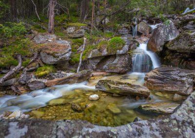 Quellwasser in Rondane