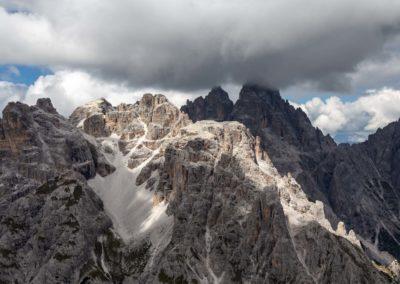 Dreischusterspitze Dolomiten